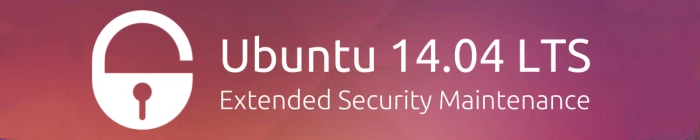 Ubuntu 14.04 LTS End of Life